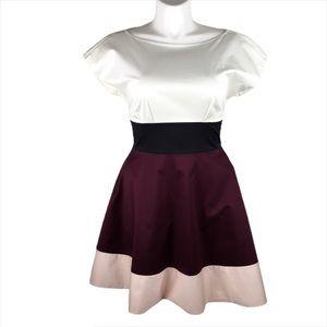 Kate Spade New York Colorblock Fiorella dress
